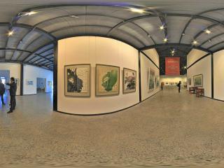 北京798艺术区 内景全景