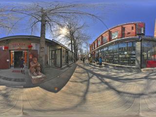 艺术聚集地 北京798艺术区全景