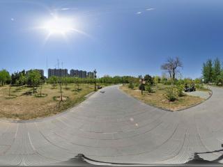 北京国际雕塑园NO.2全景