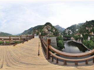 黑龙潭入口全景