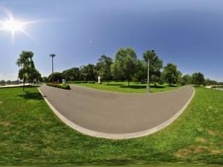 夏都公园繁华都市中的郊野风情 NO.39