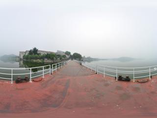 生态旅游首选雁栖湖 码头1
