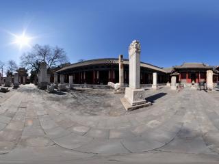 东岳庙石碑