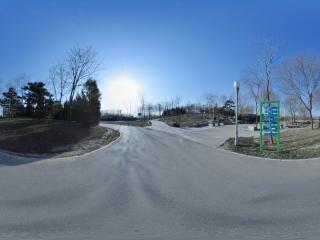 海淀公园向左走,向右走