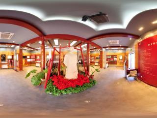 李大钊故居纪念馆塑像