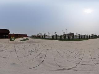 天津大沽炮台遗址博物馆NO.1全景