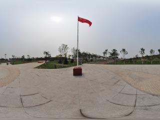 天津大沽炮台遗址博物馆NO.8全景