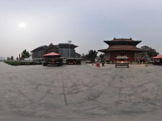 天津古文化街NO.1全景