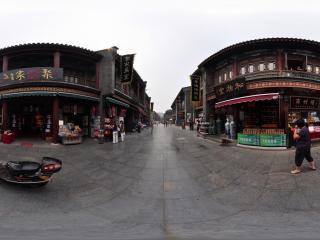 天津古文化街NO.3全景