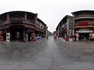 天津古文化街NO.4全景