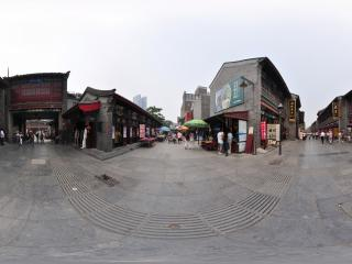 天津古文化街NO.11全景