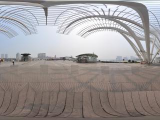 天津塘沽海河外滩公园NO.2