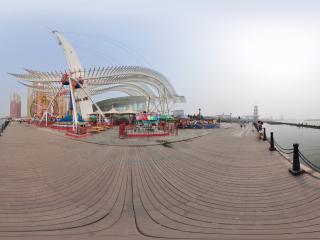 天津塘沽海河外滩公园NO.3