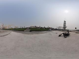 天津塘沽海河外滩公园NO.4