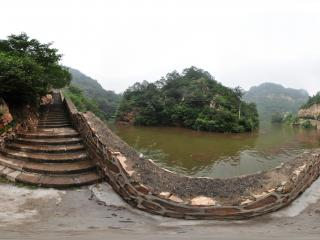 京东大峡谷虚拟旅游