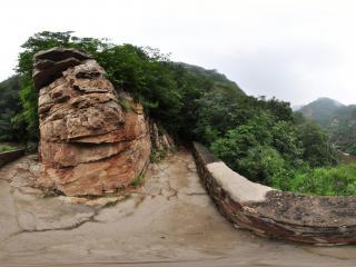 京东大峡谷 NO.3全景