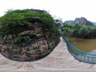 京东大峡谷 NO.1全景