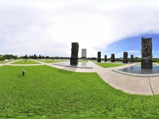 抗日战争纪念碑雕塑园NO.4