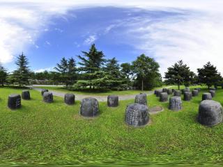 抗日战争纪念雕塑园NO.1全景