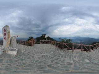 千灵山风景区 极乐峰