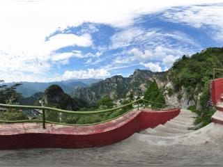 圣莲山 NO.42全景
