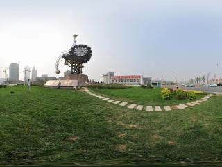 天津世纪钟全景