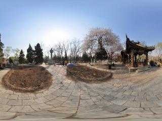 龙潭公园亭子