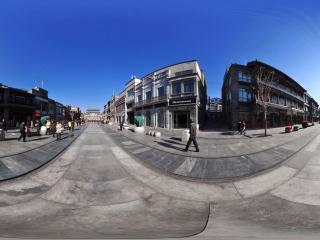 前门大街步行街