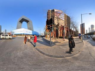 央视新址虚拟旅游