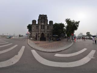 天津望海楼教堂全景
