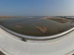 葫芦岛滨海大道之夏景全景
