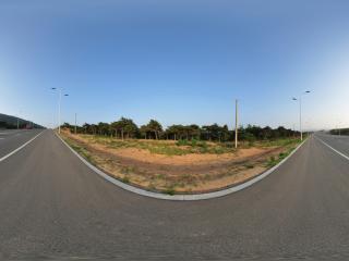 葫芦岛市滨海大道之夏景 NO.16