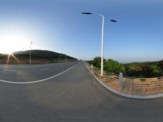 葫芦岛市滨海大道之夏景 NO.13