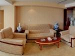 葫芦岛市富都饭店豪华套房客厅全景