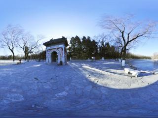 百年北大 花神庙