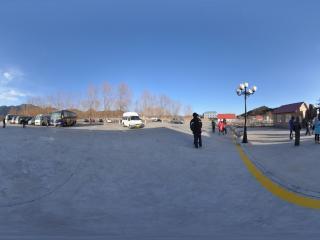 北京学世界滑雪场