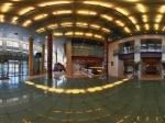 北京饭店大厅全景
