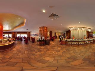 港澳中心瑞士酒店瑞士咖啡厅