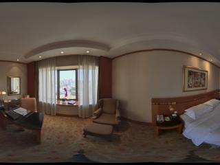 港澳中心瑞士酒店套房