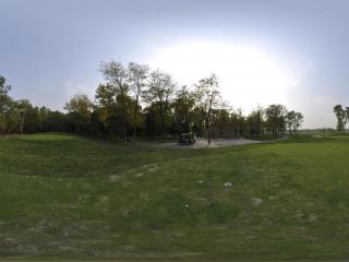 最具影响力的高尔夫之一 翠湖高尔夫全景