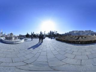 世界全景一次看个够 北京世界公园 意大利台地园