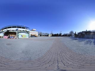 世界全景一次看 北京世界公园莫斯科红场