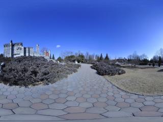 世界全景一次看 北京世界公园德国城堡