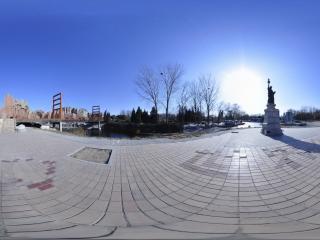 世界全景一次看 北京世界公园自由女神