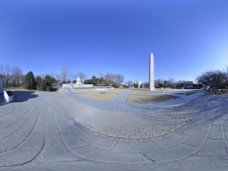 世界全景一次看 北京世界公园白宫
