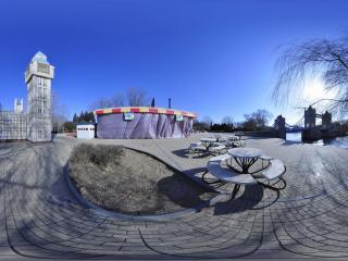 世界全景一次看 北京世界公园大本钟