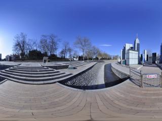 世界全景一次看 世界公园 纽约曼哈顿