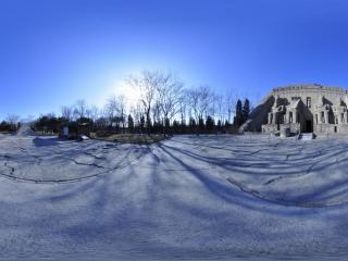 世界全景一次看 世界公园 -阿布西姆贝尔神殿