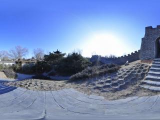 世界全景一次看 北京世界公园 长城