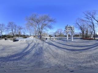 世界全景一次看 北京世界公园 桑契门